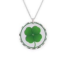 shamrock Necklace