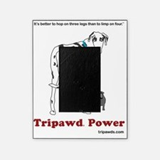 Tripawd Power16x20 Poster Picture Frame