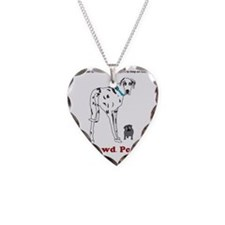 Tripawd Power16x20 Poster Necklace