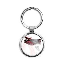 gtr3 Round Keychain