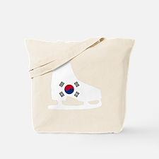 figureskateKR Tote Bag
