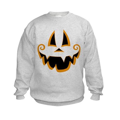 Jack Face II Kids Sweatshirt