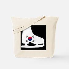 figureskateKRb Tote Bag