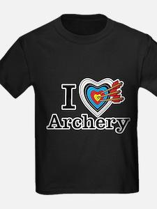 I Heart Archery T