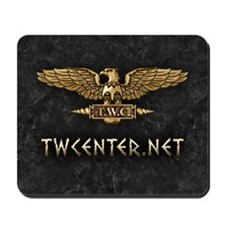 TWC Rome Eagle Mousepad