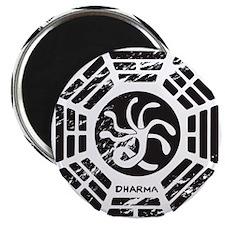 HydraVintage Magnet