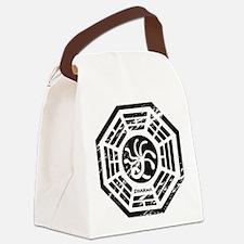HydraVintage Canvas Lunch Bag