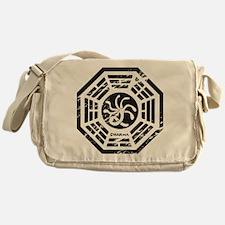 HydraVintage Messenger Bag