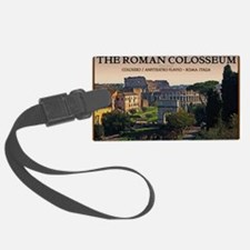 Rome - Forum and Colosseum Luggage Tag