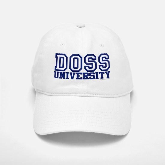 DOSS University Baseball Baseball Cap