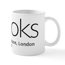 spooks4 Small Mug
