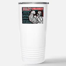 4-Commandments of the BEAST Travel Mug