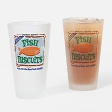fishbiscuits Drinking Glass