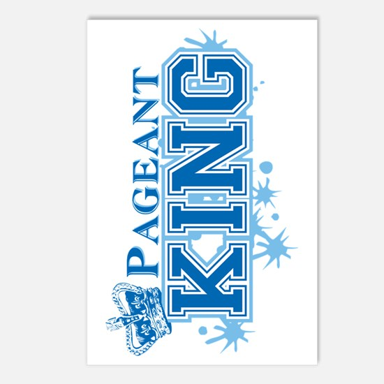 Pageant_kingsig Postcards (Package of 8)
