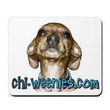 Chi-Weenies.com Mousepad