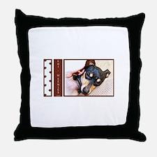 Chi-Weenies.com Throw Pillow