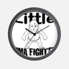 LittleMMAbaby Wall Clock