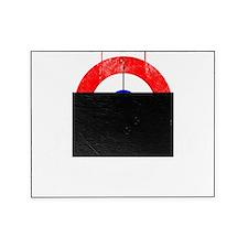 Curling Kids -dark Picture Frame