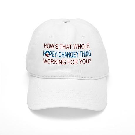 HopeyChangey Cap
