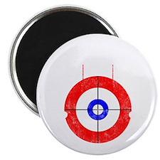 Curling -dark Magnet