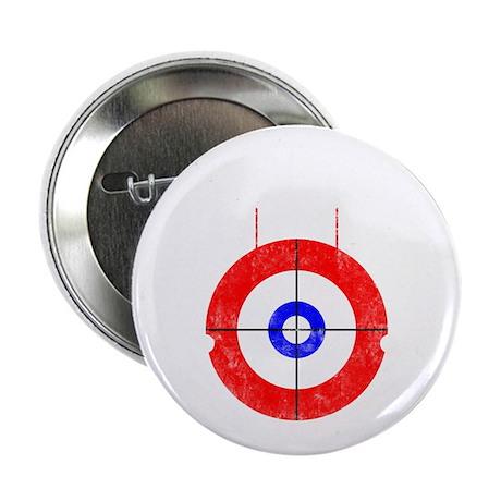 """Curling -dark 2.25"""" Button"""