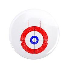 """Curling -dark 3.5"""" Button"""