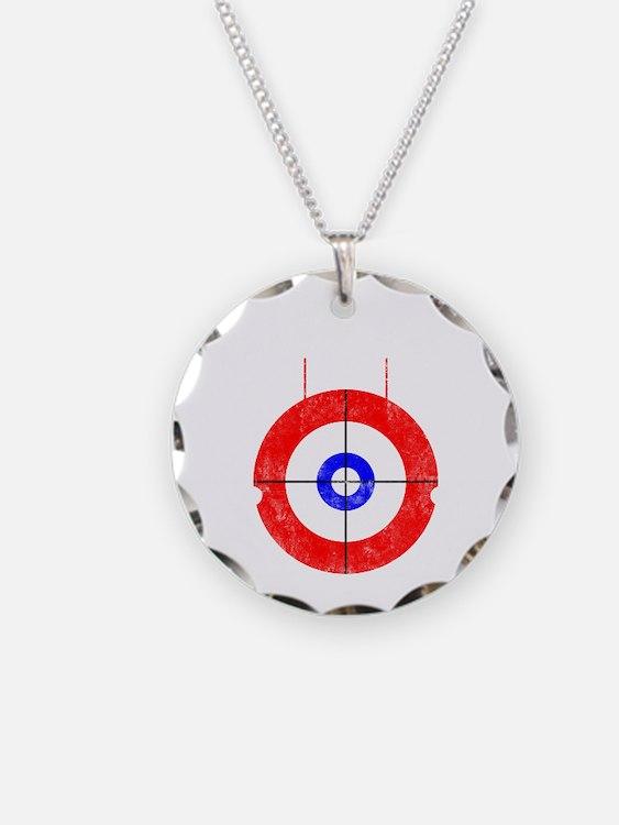 Curling -dark Necklace