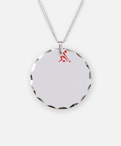 Curling Thing -dark Necklace