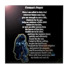 prayer8.gif Tile Coaster