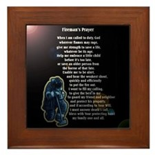 prayer8.gif Framed Tile