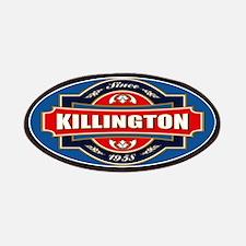 Killington Old Label Patches