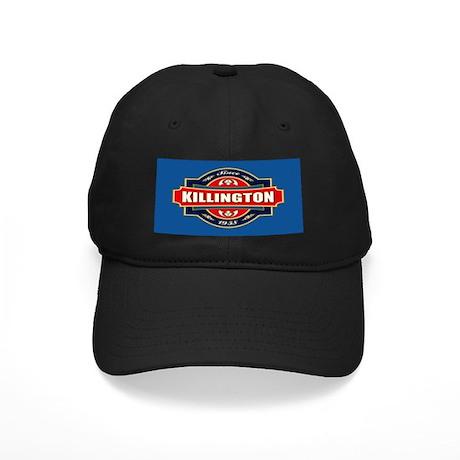 Killington Old Label Black Cap