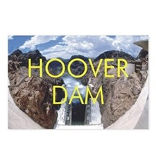 hooverdam1 Postcards (Package of 8)