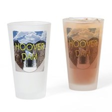 hooverdam1 Drinking Glass