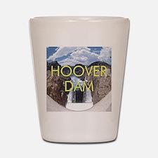 hooverdam1 Shot Glass