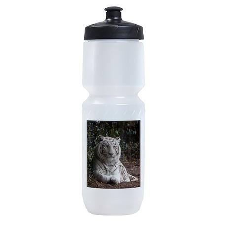 White Tiger Sports Bottle