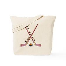 hockey_dad_2 Tote Bag