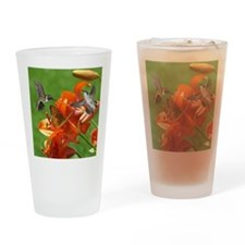 note card -front Drinking Glass