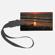 sunset03 Luggage Tag
