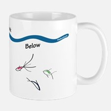 10x10-tshirt-peek-below Mug