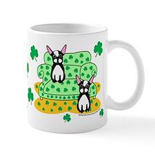 Irish Boston Terriers Mug