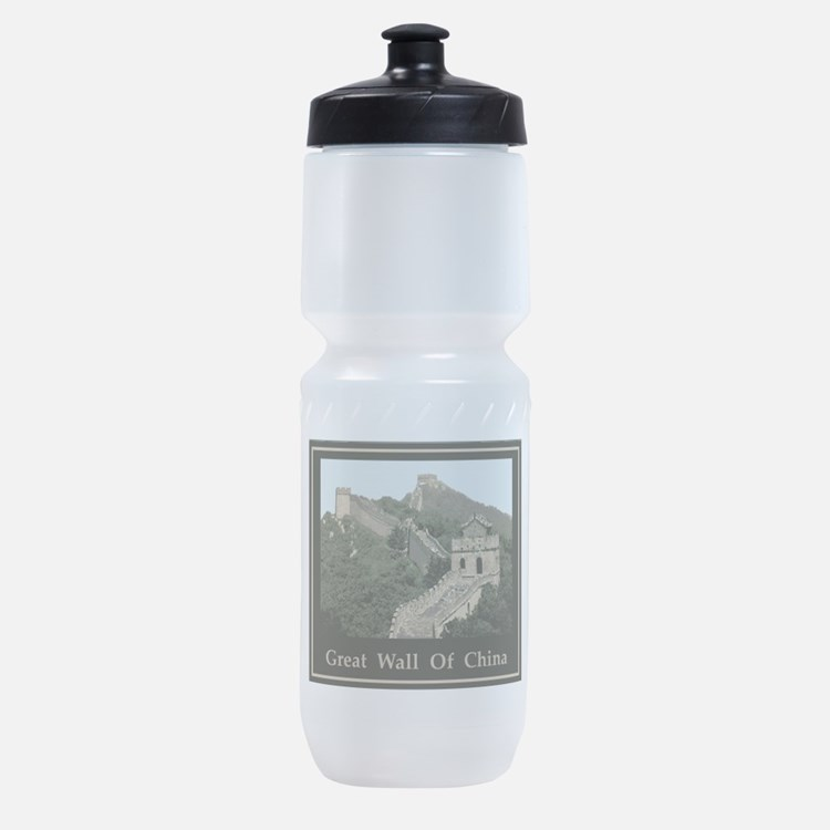 Great Wall Of China Sports Bottle