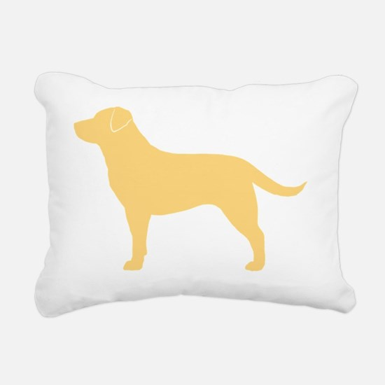 yellowlabbiz Rectangular Canvas Pillow