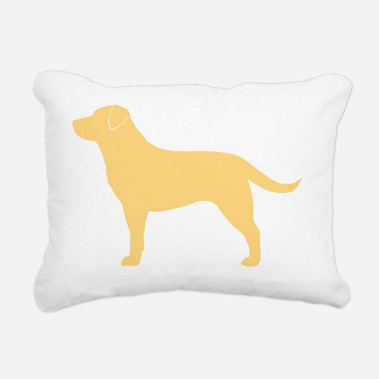 yellowlabbiz Rectangular Canvas Pillow