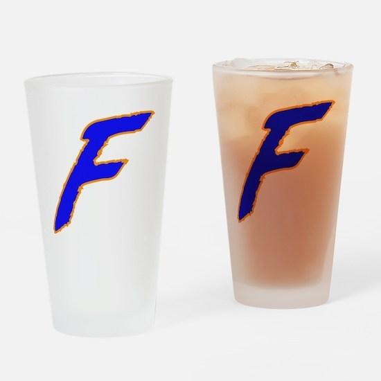 FLORIDA1 Drinking Glass
