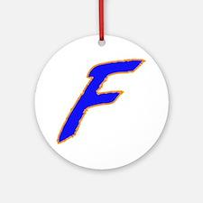 FLORIDA1 Round Ornament