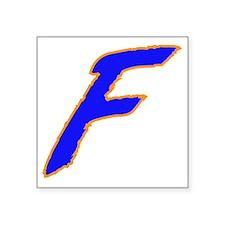"""FLORIDA1 Square Sticker 3"""" x 3"""""""