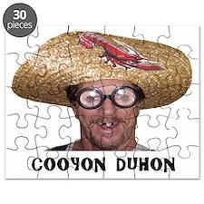 cooyon duhon t-shirt mug #2 Puzzle
