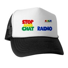 Stop and Chat Radio MUG Trucker Hat