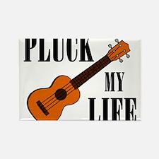 Pluck My Life (Uke) Magnets